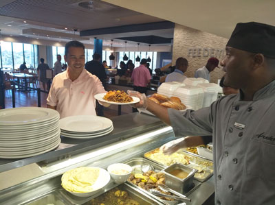 Food services - Feedem